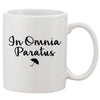Gilmore Girls  In Omnia Paratus White 11 oz. Printing Ceramic Coffee Mug