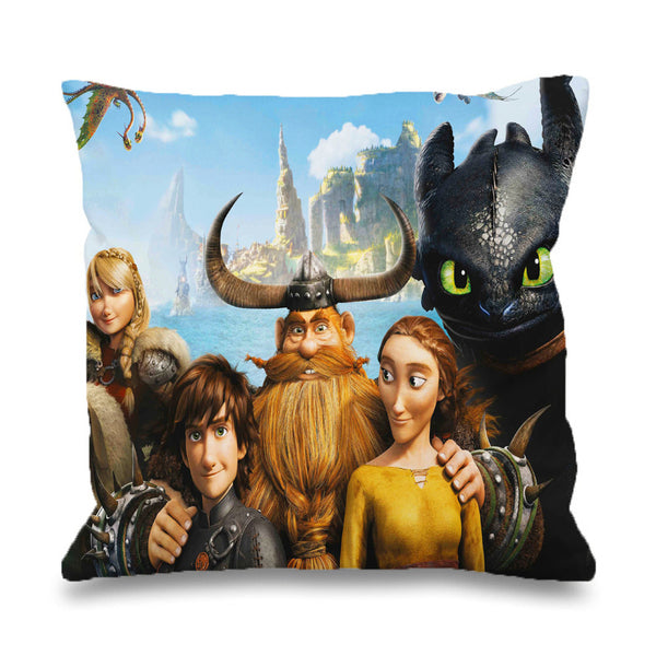 Hiccup Family Pillowcases Pillow Cases