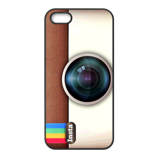Insta Camera Texture Phonecase for iPhone 5/5S