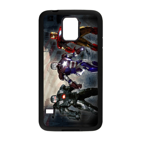 Iron Man 3 Team Phonecase for Samsung Galaxy S5