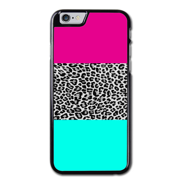 Leopard National Flag Phonecase for iPhone 6/6S Plus Case