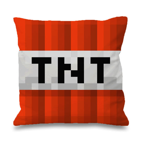 Minecraft TNT Pillowcases Pillow Cases