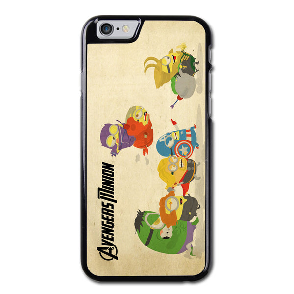 Minion The Avengers Phonecase for iPhone 6/6S Case