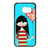Miss Marc Ballon Phonecase for Samsung Galaxy S6 Edge