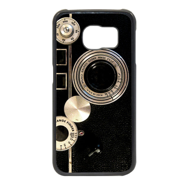 Old Camera Texture Phonecase for Samsung Galaxy S6 Edge