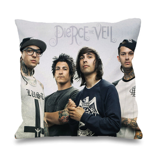 Pierce The Veil Band Pillowcases Pillow Cases
