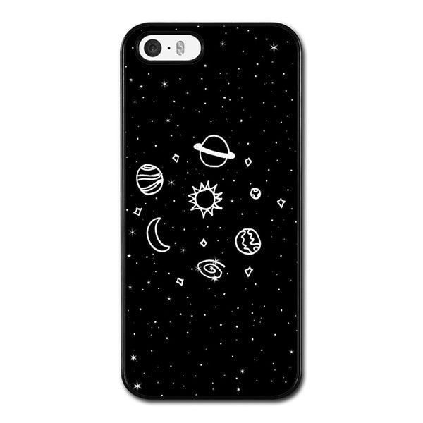 Space Phonecase For iPhone 5/5S Case