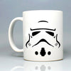 Star Wars Storm Trooper face Mug 11oz Ceramic