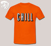 Chill Logo Design Men or Unisex T-Shirt