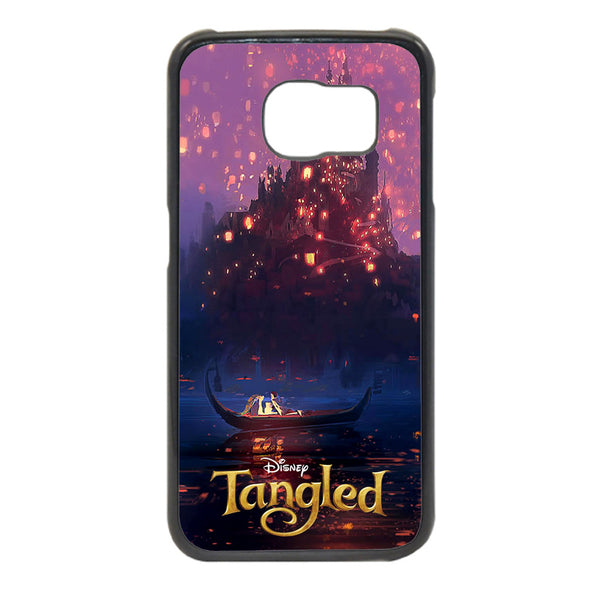 Tangled and Lanterns Phonecase for Samsung Galaxy S6 Edge