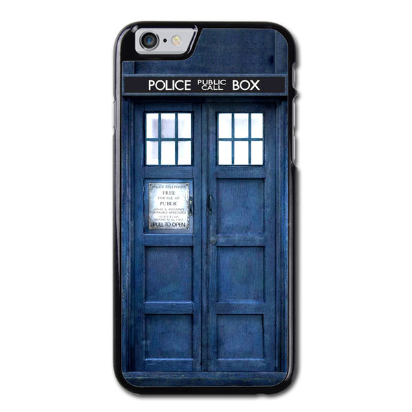 Tardis Doctor Who Phonecase for iPhone 6/6S Plus Case