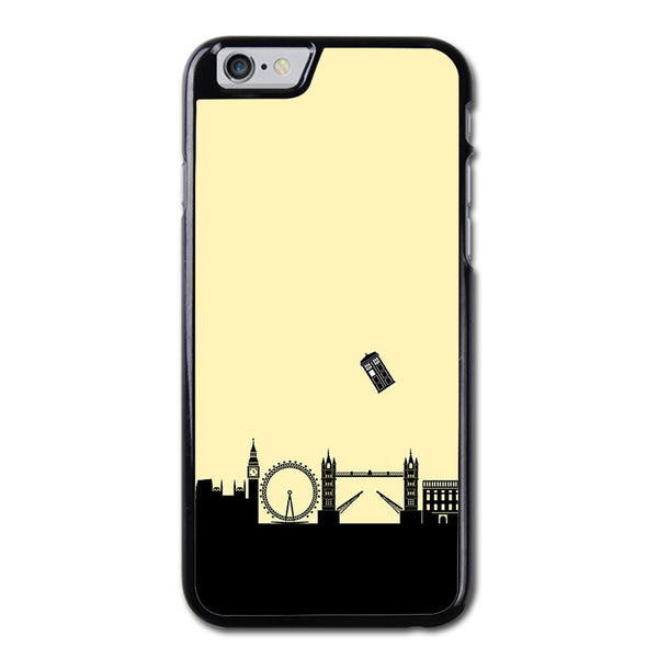 Tardis Over London Phonecase For iPhone 6/6S Case