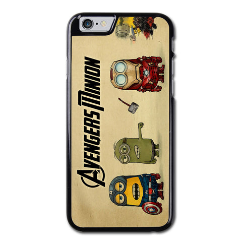 The Avengers Minion Phonecase for iPhone 6/6S Case