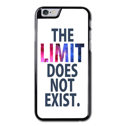 The Limit Does Not Exist Phonecase for iPhone 6/6S Case