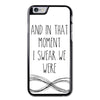 The Perks Of Being A Wallflower Phonecase for iPhone 6/6S Plus Case