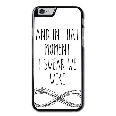 The Perks Of Being A Wallflower Phonecase for iPhone 6/6S Case