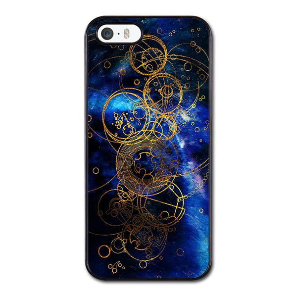 Time Lord Writing Blue Phonecase For iPhone 5/5S Case