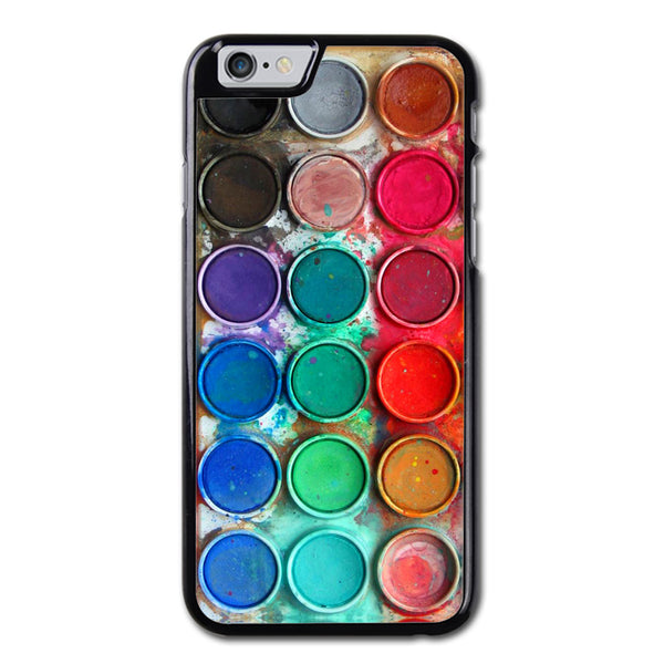 WATERCOLOR paint box Phonecase for iPhone 6/6S Plus Case