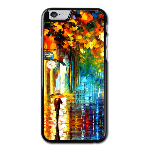 Walking in The Rain Phonecase for iPhone 6/6S