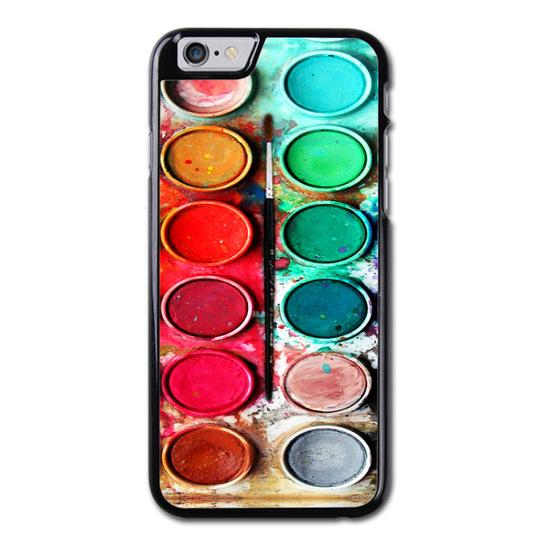 Watercolor Painting Box Phonecase for iPhone 6/6S Case