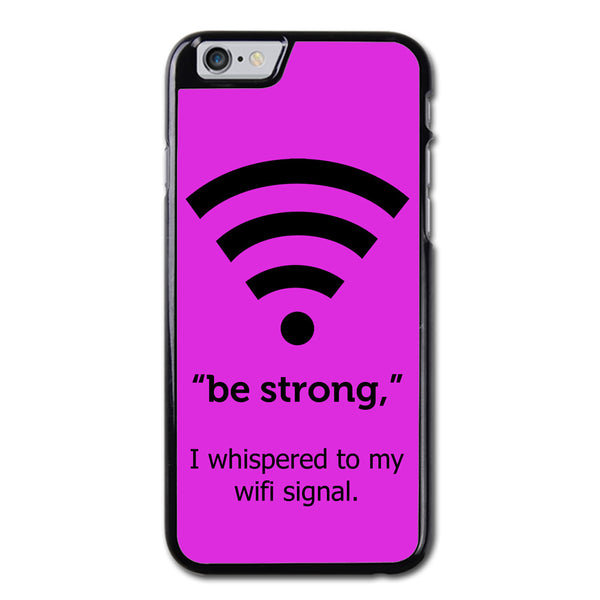 Wifi Sgnal Phonecase for iPhone 6/6S Case