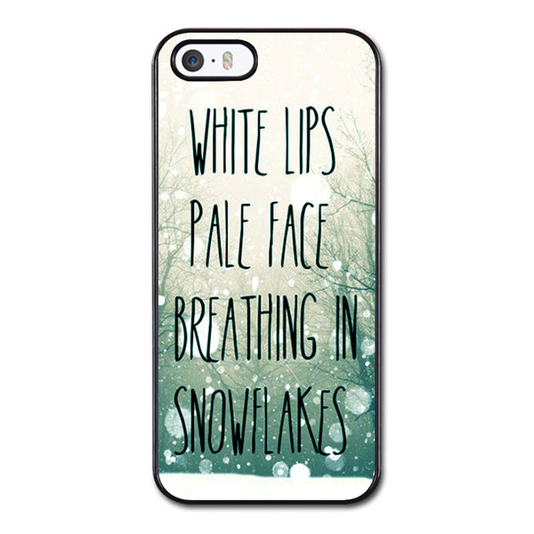 Winter Phone Phonecase for iPhone 5/5S Case