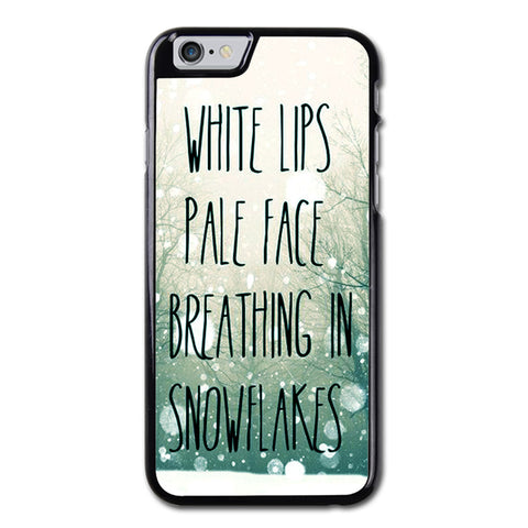 Winter Phone Phonecase for iPhone 6/6S Case