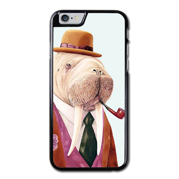 Worldly Walrus Phonecase For iPhone 6/6S Case