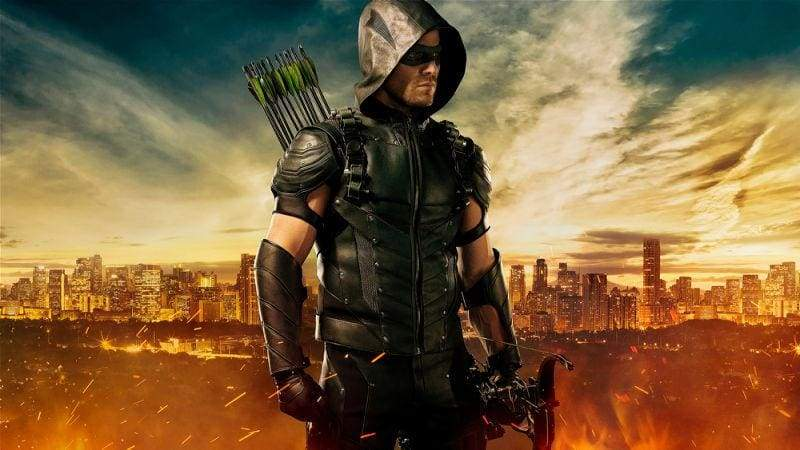 If you were Green Arrow, what will you do? | Xcoser International Costume Ltd.