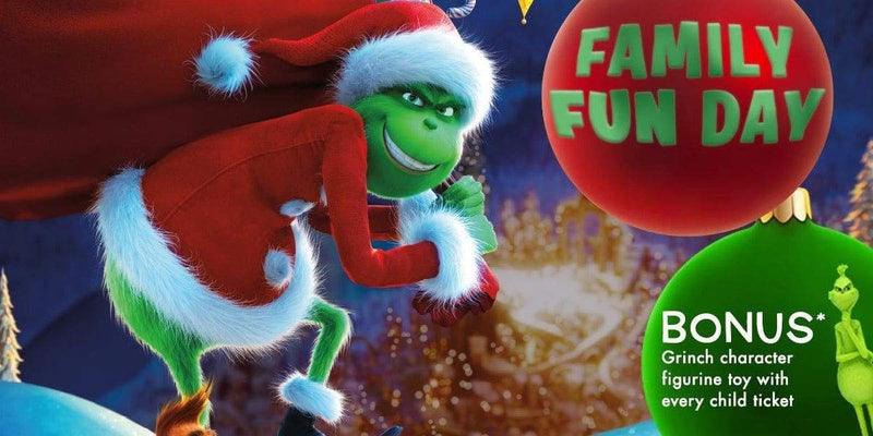 New Christmas Cartoon Movie The Grinch (2018) | Xcoser International Costume Ltd.