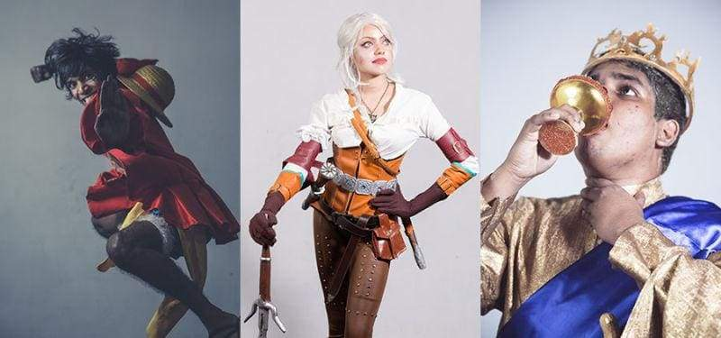 The Best Cosplay From Sri Lanka's Comic Con | Xcoser International Costume Ltd.