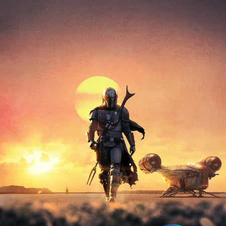 Mandalorian Cosplay | Xcoser International Costume Ltd.