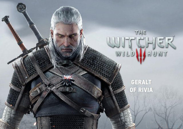 The Witcher 3: Wild Hunt Geralt of Rivia