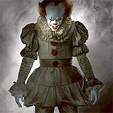 Pennywise IT Clown Stephen King's Fancy Costume Halloween Costume
