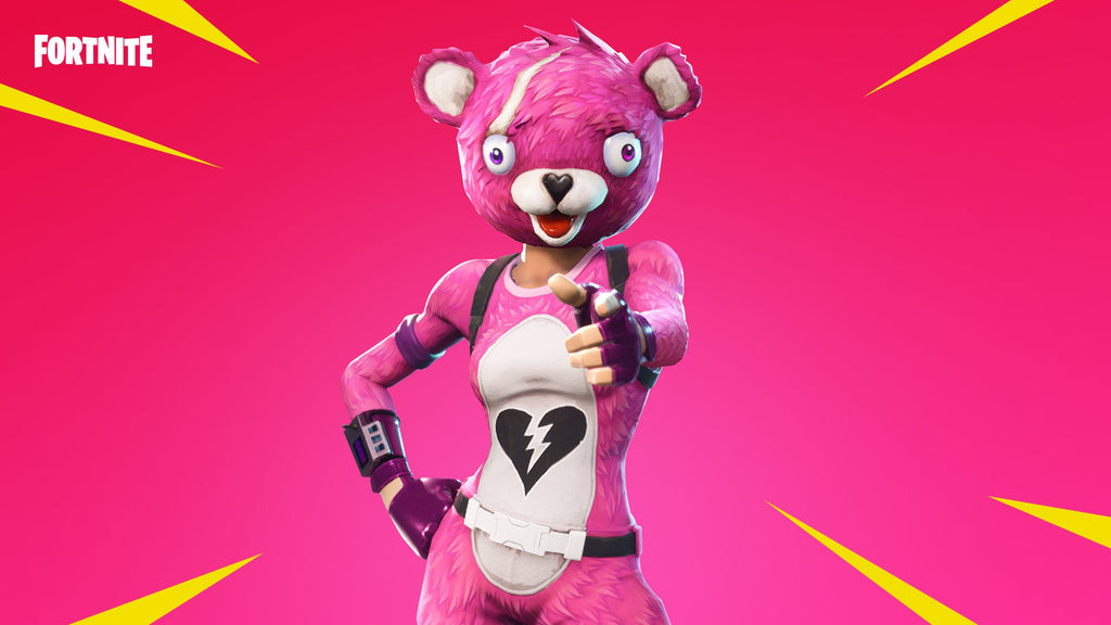 fortnite Cuddle Team Leader helmet