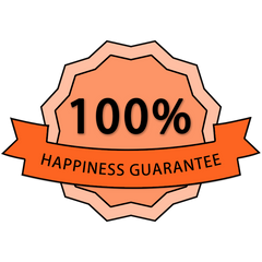 xcoser 100% happiness guarantee