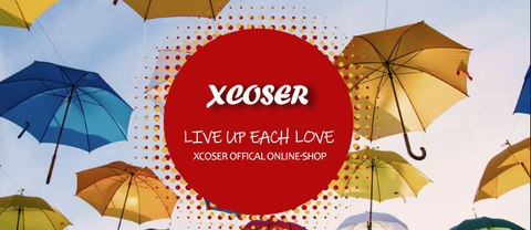 XCOSER LIVE UP EACH LOVE
