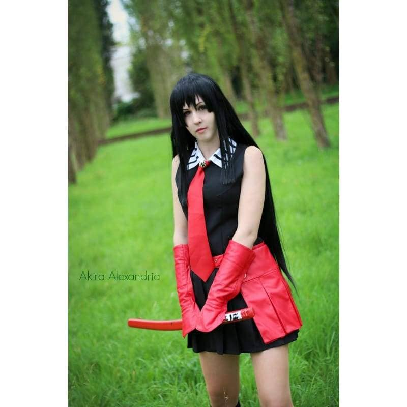 Akame Ga Kill Cosplay Anime Costume School Uniform - Costumes 9