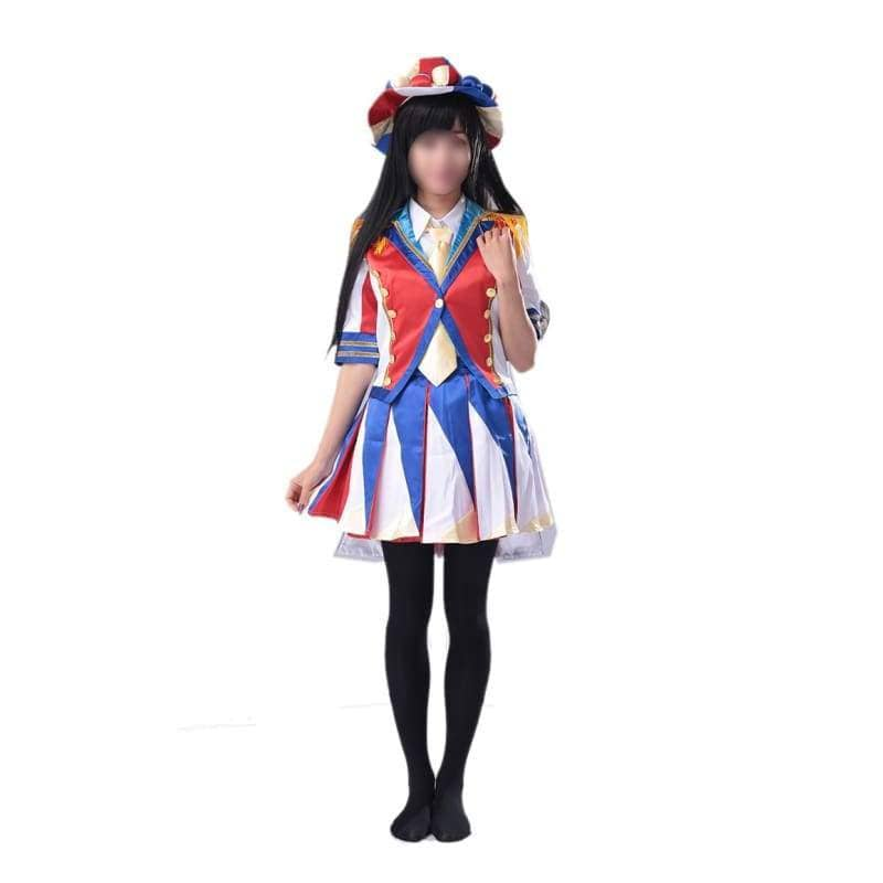 Akb48 Costume Japanese Idol Girl Group Akb48 School Uniform - Costumes 2