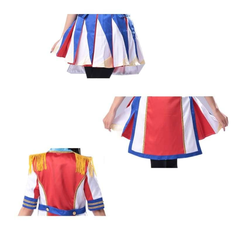 Akb48 Costume Japanese Idol Girl Group Akb48 School Uniform - Costumes 3