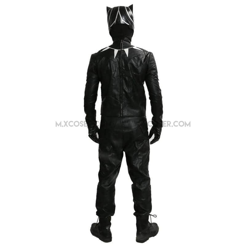 Black Panther Costume From Captain America: Civil War - Costumes 8