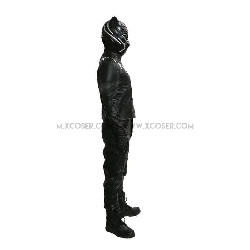Black Panther Costume From Captain America: Civil War - Costumes 7