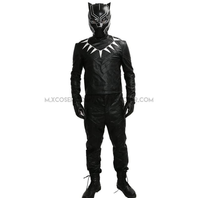 Black Panther Costume From Captain America: Civil War - Costumes 3