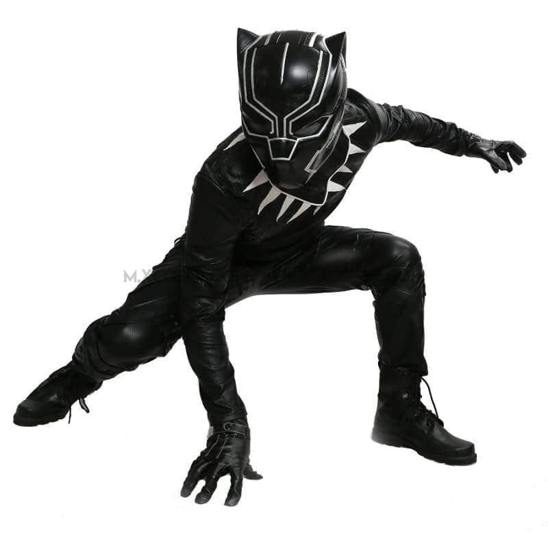 Black Panther Costume From Captain America: Civil War - Costumes 2