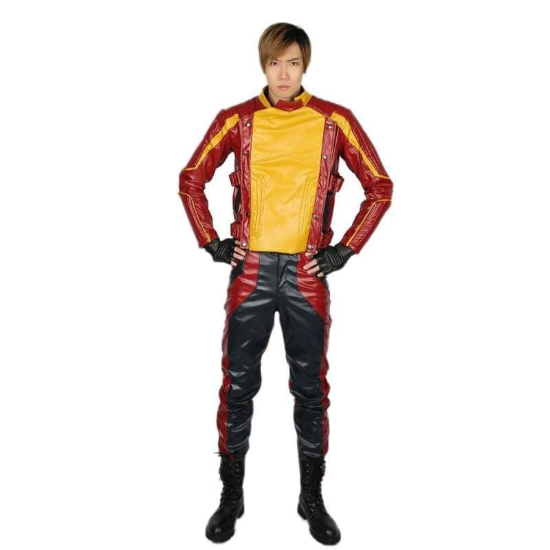 Firestorm Cosplay Costume From Justice League - Costumes 1