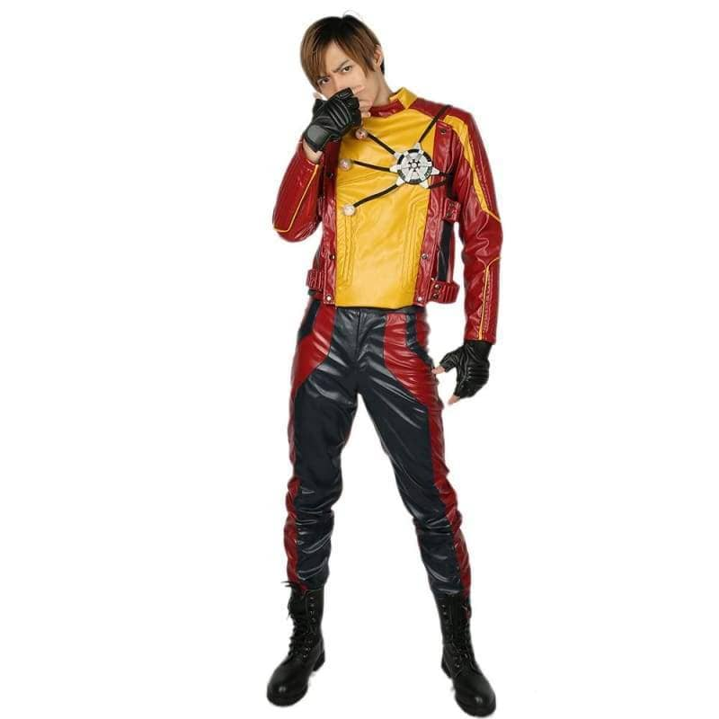 Firestorm Cosplay Costume From Justice League - Costumes 2