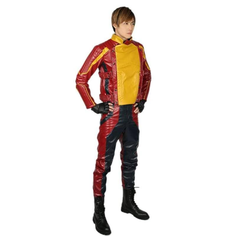 Firestorm Cosplay Costume From Justice League - Costumes 5