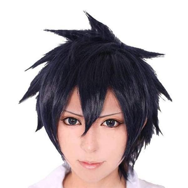 Gray Fairy Tail Wig Anime Fullbuster Cosplay - Wigs 1
