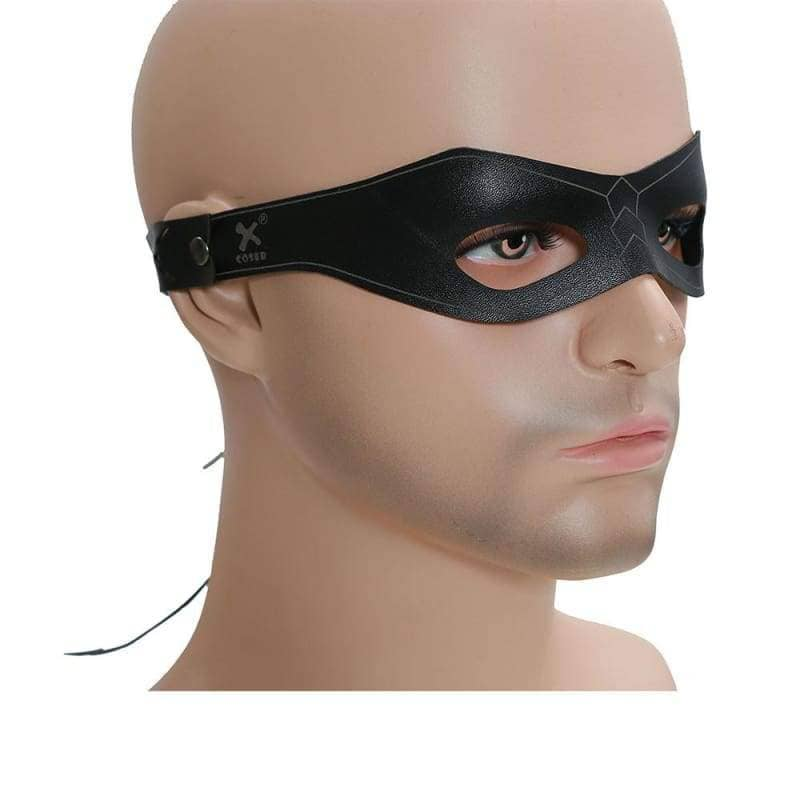 Green Arrow Mask Oliver Queen Cosplay MaskGreen- Xcoser International Costume Ltd.