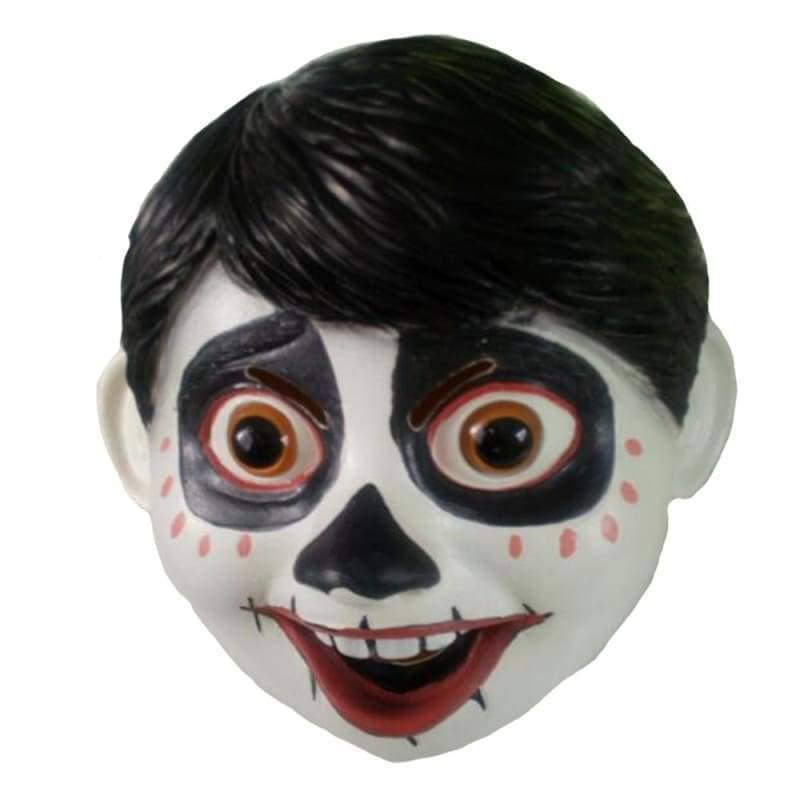 Halloween Cosplay Coco Miguel Mask - 2